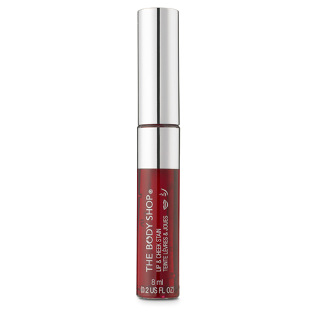 The Body Shop Lip Stain Rose Pink