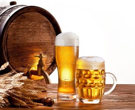 1. beer