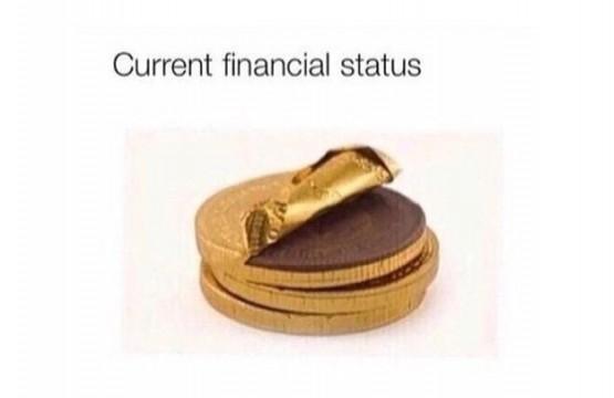 Ο τραπεζικός σου λογαριασμός!