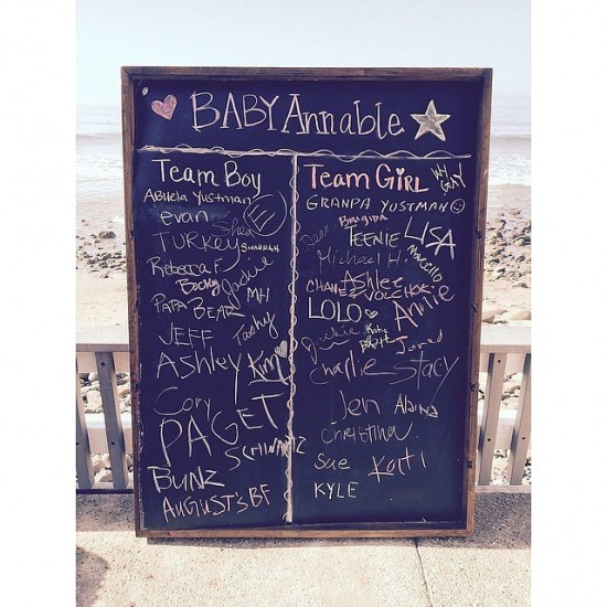 Dave-Odette-Annable-Baby-Gender-Reveal