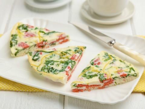 Ομελέτα με ασπράδια αυγών