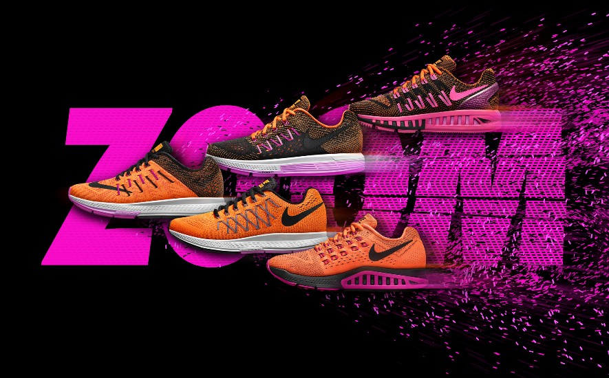 Nike Running_Fall15_The Zoom Air Family_Women's styles
