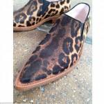Tα flat shoes που σχεδίασε η Victoria Beckham