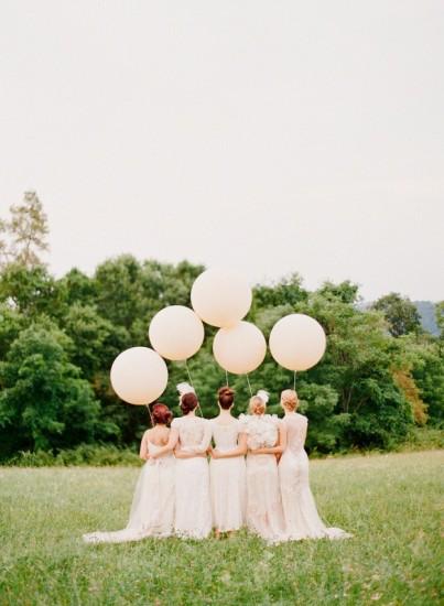 bridal-flower-balloons