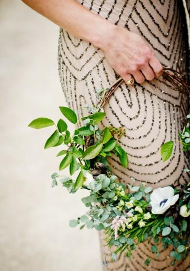bridal-flower-wreath