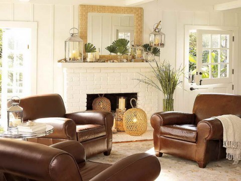 brown-leather-furniture