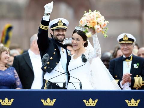 Πρίγκιπας Carl Philip & Πριγκίπισσα Sofia