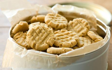 Μπισκότα χωρίς γλουτένη