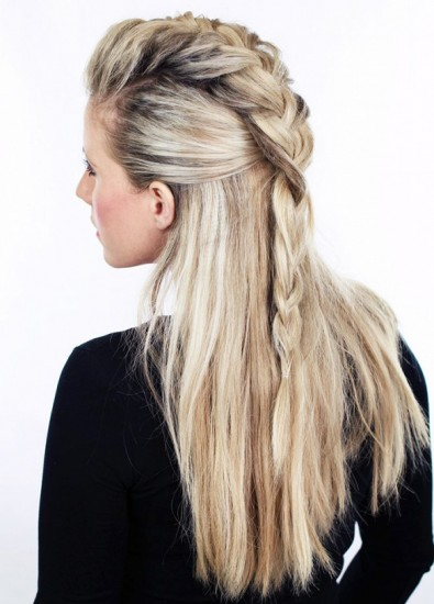 half-braid-summer-hair