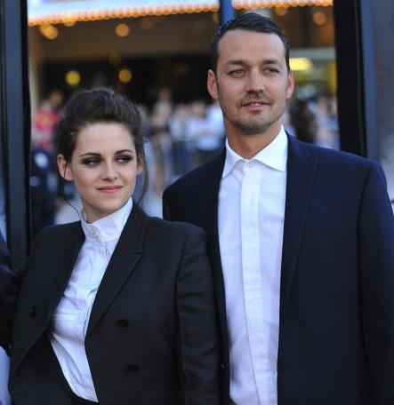 Kristen Stewart & Rupert Sanders