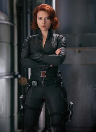 Η Scarlett Johansson ως Μαύρη Χήρα στις ταινίες Avengers