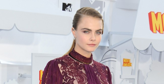 slicked-back-side-part-cara-hair