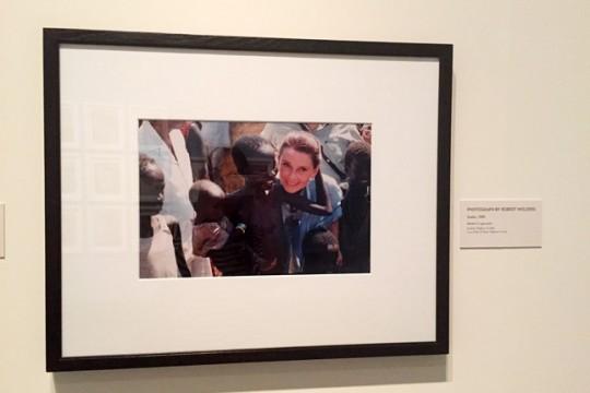 Πορτρέτα της Audrey Hepburn