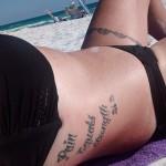 Τατουάζ με θέμα τη γυμναστική