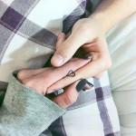 Two-Sides-Heart-best-friends-tattoos