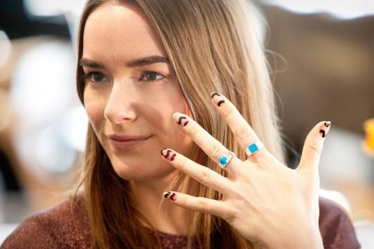 nail trends φθινόπωρο 2015