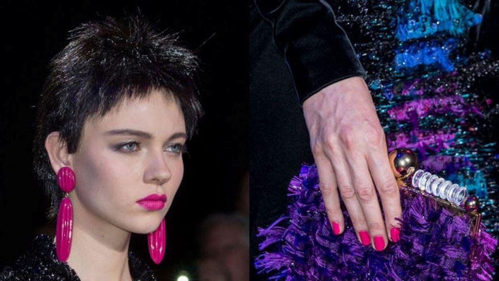 Armani Privé Couture Fall 2015