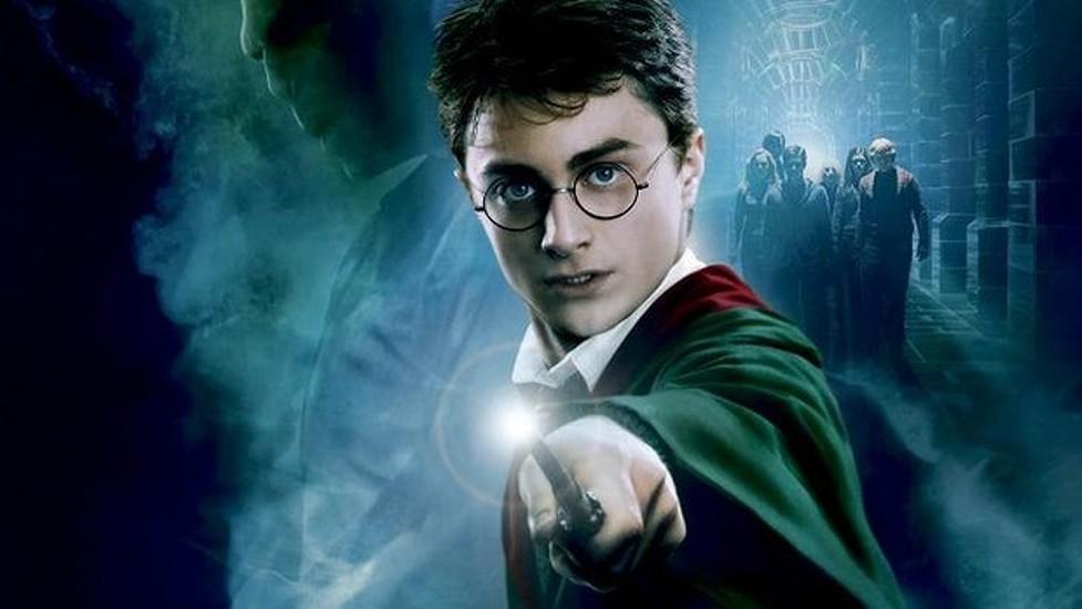 νέο έργο Harry Potter