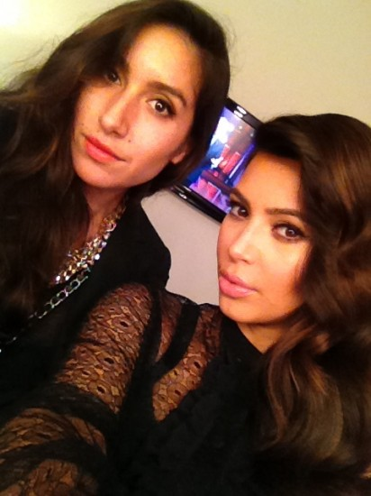 το μυστικό των μαλλιών των Kardashian