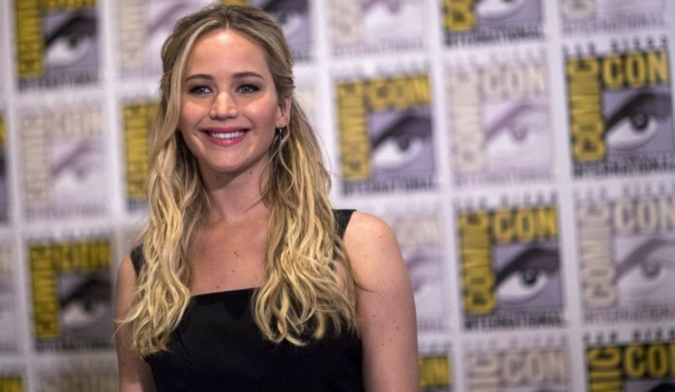 Jennifer Lawrence-comicon-2015