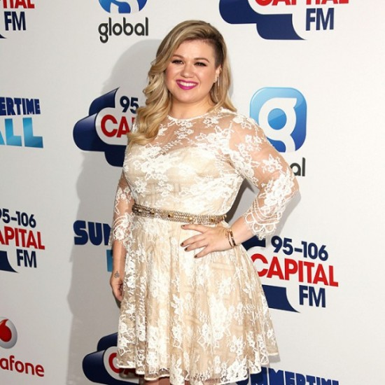 Kelly Clarkson-στερεότυπα ομορφιάς