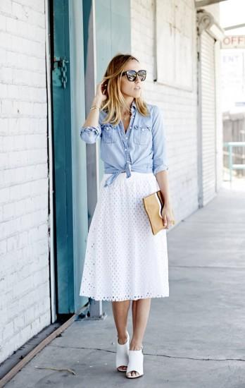 αντρικό πουκάμισο-γυναικείο στυλ