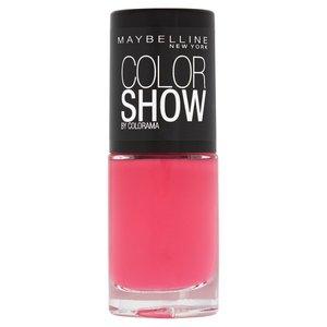 Color Show Maybelline NY βερνίκι νυχιών-απόχρωση Pink Bikini