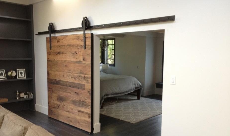 deco λύσεις με συρόμενη πόρτα