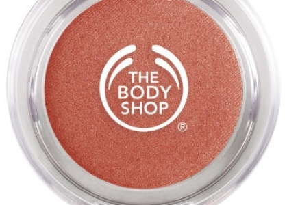 The Body Shop Colour Crush eyeshadow- Golden Cinnamon (#260)
