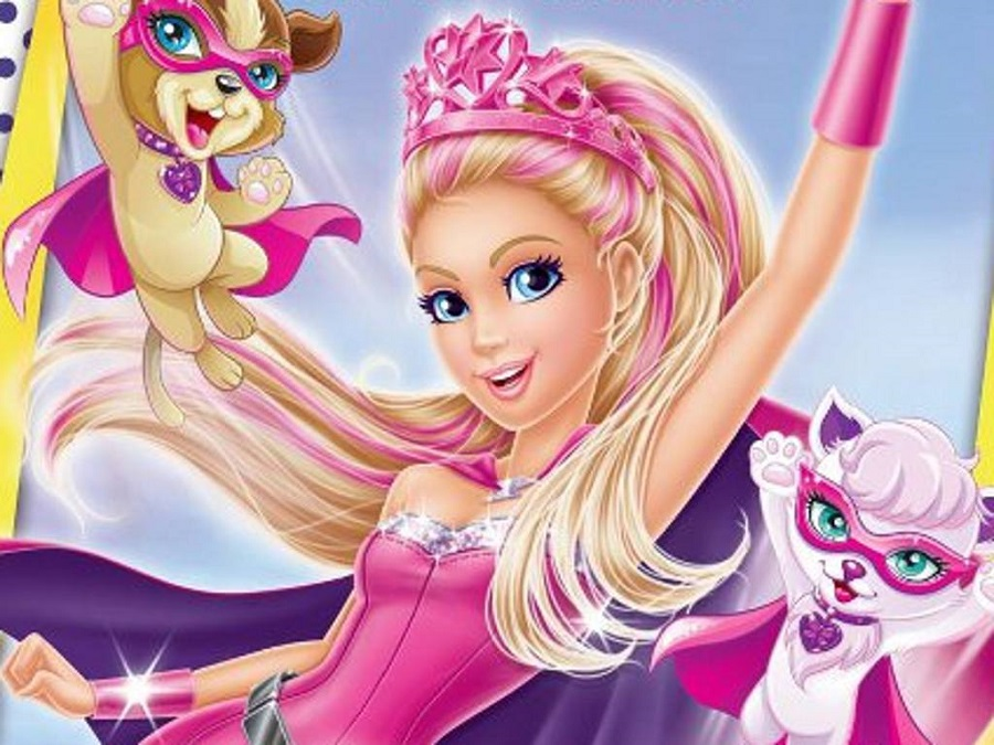 Barbie-Princess-Power