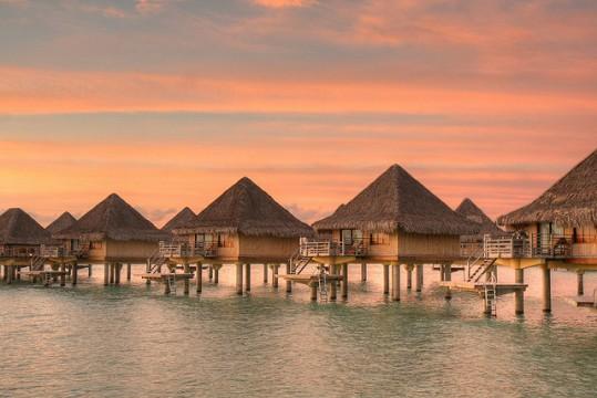 Bora Bora Four Seasons Resort