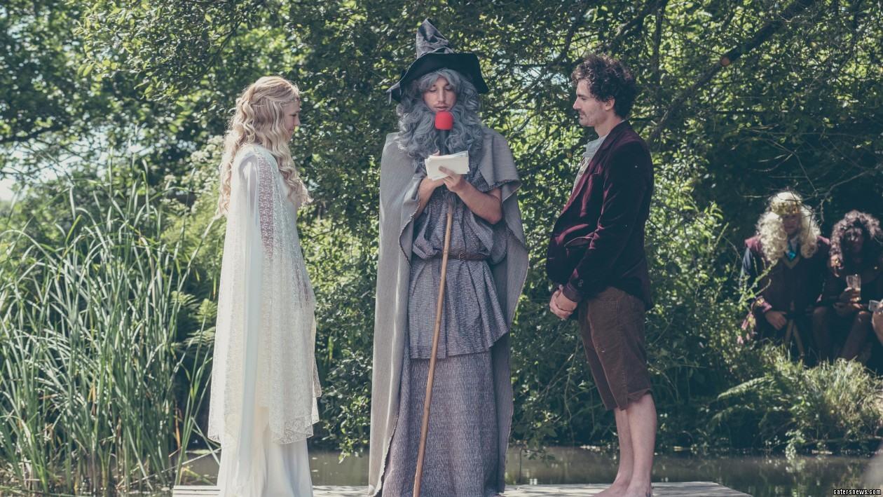 Γάμος αλά Lord of the Rings