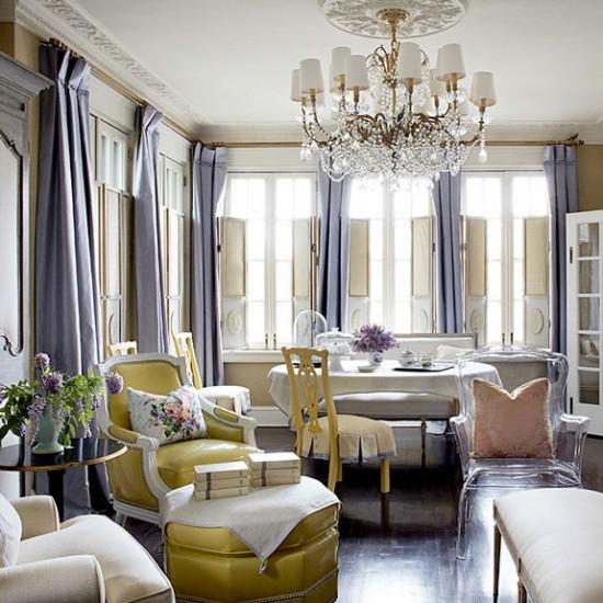 γαλλικό στυλ διακόσμησης