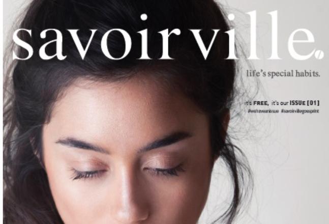 Savoir Ville Free Press