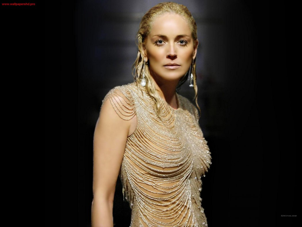 What Sharon stone sexy young can not