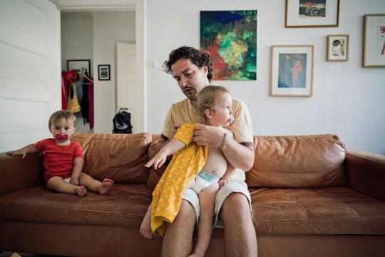 parenting στη Σουηδία