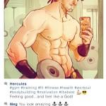 """Ο Ηρακλής: """"Hercules"""""""