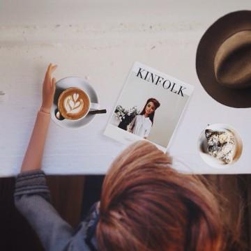 Καφές και KINFOLK γιατί η ζωή της είναι υπέροχη!