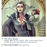 """Snow White και Evil Queen: """"Snow White and the Seven Dwarfs"""""""