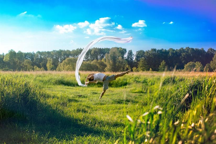 Ελεύθερος στη φύση