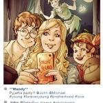 """O Peter Pan, η Wendy, ο John και ο Michael: """"Peter Pan"""""""