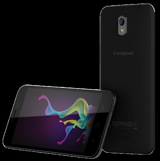 Coolpad smartphone