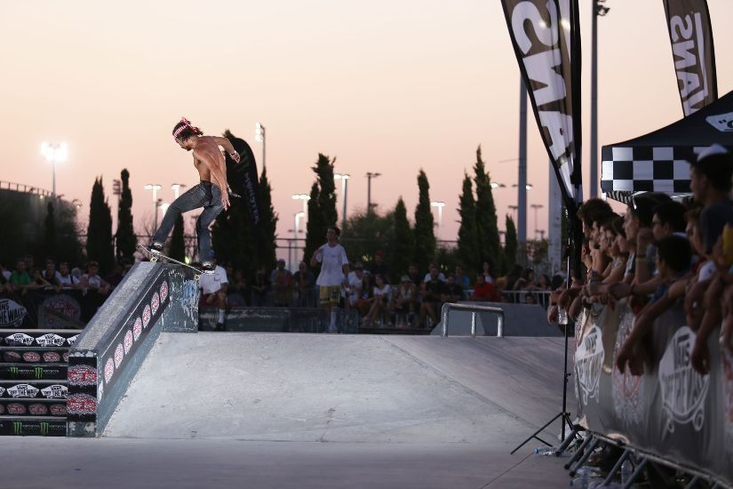 Vans Shop Riot Greece 2015