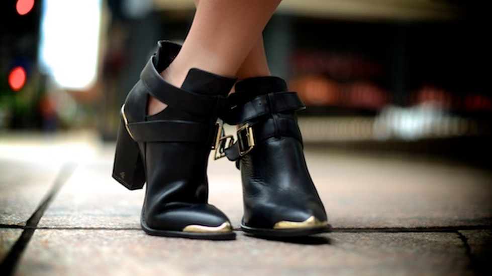 ankle boots style
