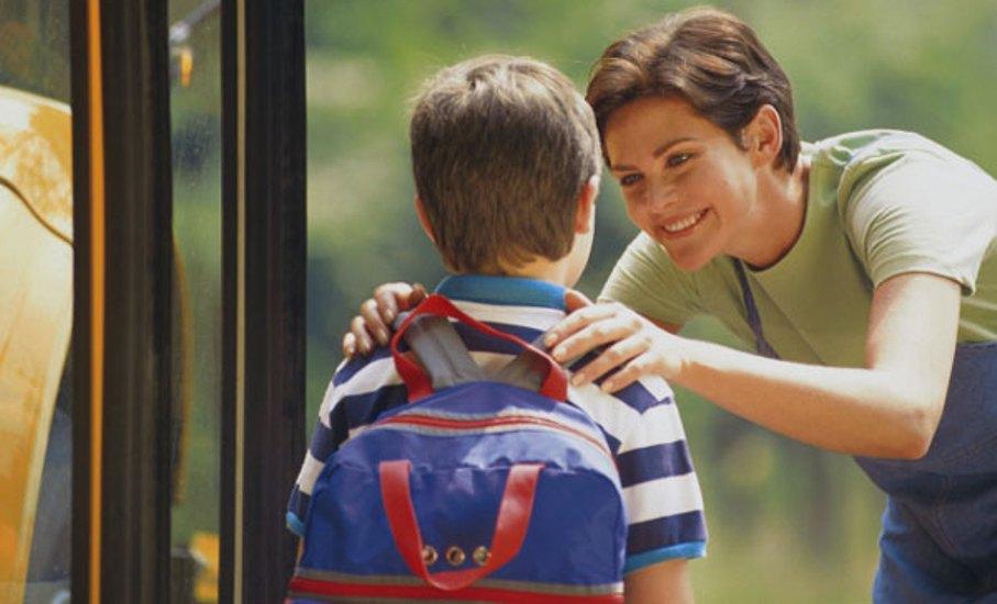πρώτη μέρα σχολείο