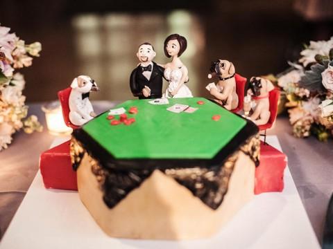 τούρτα του γαμπρού