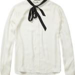 πουκάμισο με φιόγκο