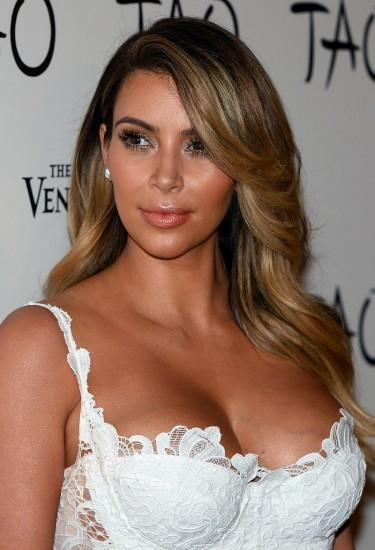 μακιγιάζ Kim Kardashian