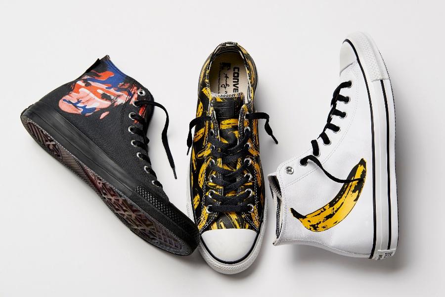 Converse-Andy Warhol