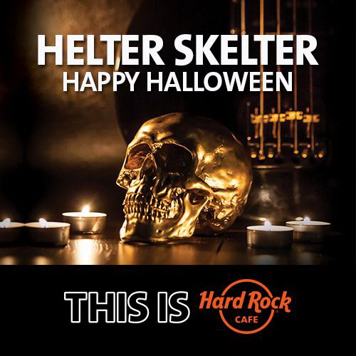 Halloween Party Hard Rock Cafe